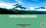 天桥沟乡村旅游总体规划