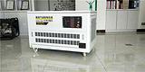 别墅用25千瓦静音汽油发电机