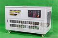 10kw静音汽油发电机一键启动