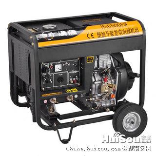 汉萨HS12EW 发电电焊一体机