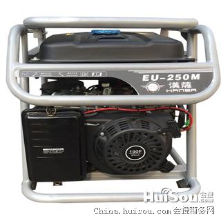 汽油发电电焊机一体