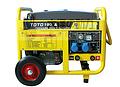 汽油发电机带电焊机TOTO250A